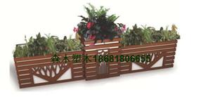 西安铝合金花箱、西安仿木纹花箱、西安pvc花箱、西安塑木花箱