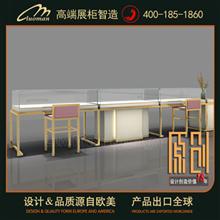 苏州珠宝展示柜|常州珠宝柜台|无锡珠宝店面装修