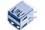 USB01-005   3.0AF双层180度