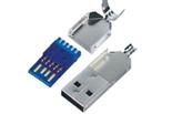 USB01-286   3.0-AM焊 线三件套