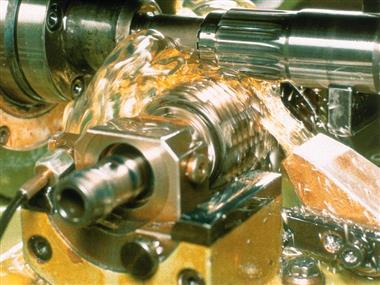 低黏度、無氯純油切削油EFE-ME195