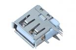 USB01-037  AF90度侧插短体