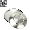 304圆形烤盘(Stainless steel Plate)ZD-YP27
