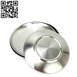 304圓形烤盤(Stainless steel Plate)ZD-YP27