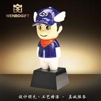 WB-171034動畫人物飾品深圳市文博工藝制品有限公司定制