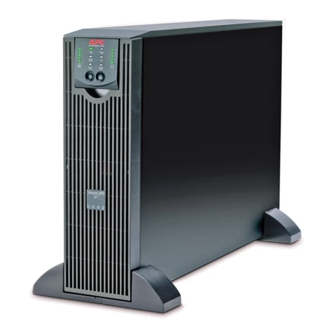 APC SURT6000UXICH 在线式UPS4200W/6000VA