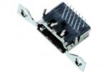 HD01-028  双耳插件高清插座