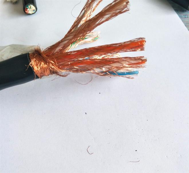 JVVP-6×2×1.5㎜²计 算机屏蔽电缆