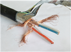 耐高温控制电缆KFVR22