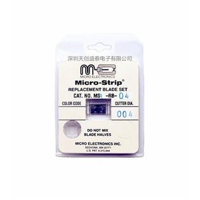80um能量光纤剥线钳刀片MS1-RB-04S 激光传输光纤热剥钳刀片