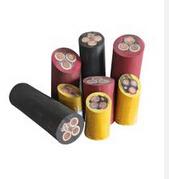 MCP采煤机橡套软电缆3*4+1*4