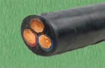 矿用移动屏蔽橡套软电缆 MCPT 1.9/3.3千伏