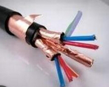计算机屏蔽电缆DJYP3V-7×2×1.0㎜²