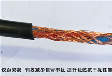 RVVSP屏蔽双绞线电缆