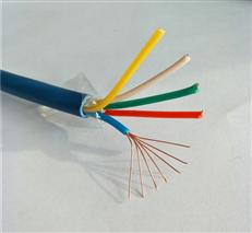 MHYVRP 1*2*7/0.43矿用通信电缆