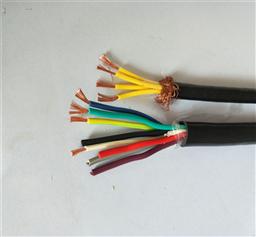 kvvrp屏蔽控制软电缆0.45/0.75-6*0.75