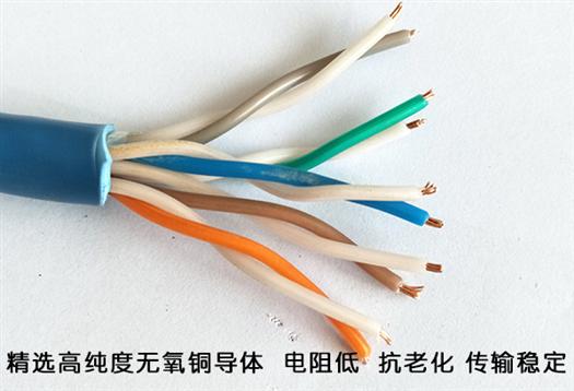 矿用通信电缆MHYV 20×2×0.5