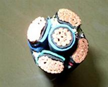 铝芯电力电缆VLV32 3*50