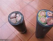 国标VLV 3*35铝芯电力电缆