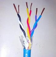 MHYBV-1*3*0.75mm2井筒用通信电缆