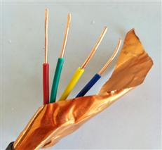 KVVR 塑料绝缘控制电缆规格