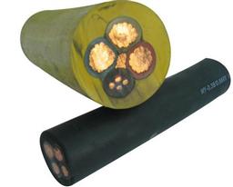 UYPJ矿用移动橡套软电缆3*35+1*16价格