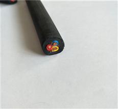 MY矿井用移动橡套电缆3*6+1*4