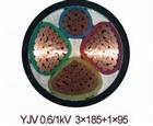 ZR-VVP金属屏蔽电缆5*50