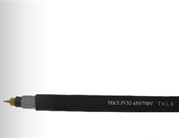 MKVV32钢丝铠装阻燃控制电缆