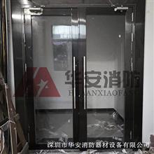 深圳玻璃防火门生产厂家 上门测量
