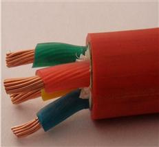 YC-J起重机橡套电缆3*4+1*2.5