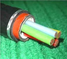 MKVVR矿用软芯控制软电缆