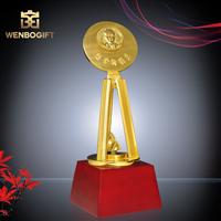 WB-JS1980領導人物獎杯,最佳成功人士獎杯,可定制獎杯,深圳市文博工藝制品有限公司定制