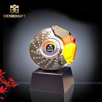 WB-JS19120科技性獎杯,設計獨特獎杯,可定制獎杯,深圳市文博工藝制品有限公司定制