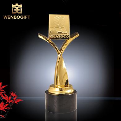 WB-JS19152合金獎杯,冠軍獎杯,紀念性獎杯,深圳市文博工藝制品有限公司定制