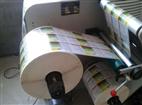 卷筒不干膠印刷