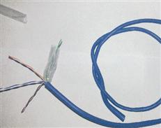 矿用通信电缆MHYAV 5*2*0.5