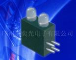 A2784B/SYGSDRW/S530-A3紅綠雙色發光管模組