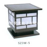 奕光電子批發3W的SZ3W-5太陽能LED柱頭燈