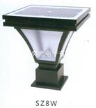 奕光電子批發SZ8W太陽能LED柱頭燈