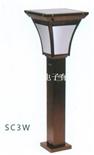 奕光電子銷售SC3W太陽能LED草坪燈、庭院燈