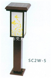 廣州哪有SC2W-5太陽能LED草坪燈、庭院燈