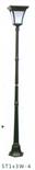 ST1*3W-3太陽能LED庭院燈