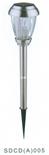 SDCD(A)005太陽能LED地插燈