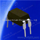 4 PIN DIP ZERO-CROSS TRIAC DRIVER PHOTOCOUPLER