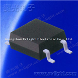 4 PIN SOP ZERO CROSS TRIAC PHOTOCOUPLER