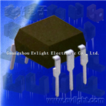 6PIN DIP ZERO CROSS TRIAC PHOTOCOUPLER EL3063