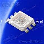 EHP-A23/RGB33-P01/TR 大功率5050全彩1W七彩LED