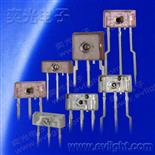 PLR253傳輸速率25Mbps光纖接收頭LED