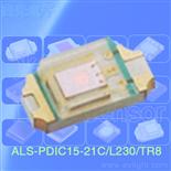 ALS-PDIC15-21C-L230-TR8環境光感應管,1206貼片光敏管